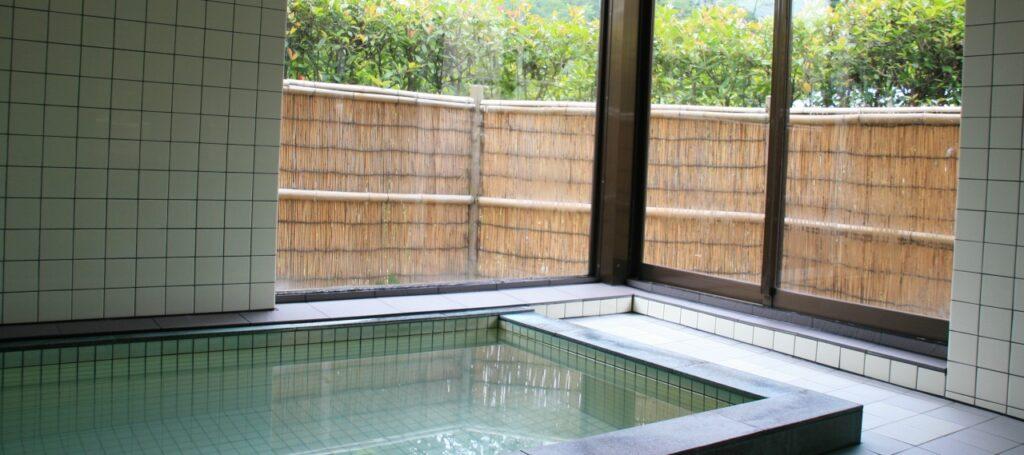台ケ森温泉 山野川旅館
