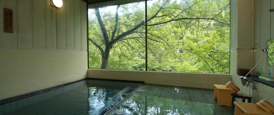 滝の原温泉「ちどり荘」