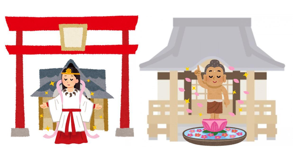 東北の神社仏閣 Japanese northeastern  Shrine and Temple