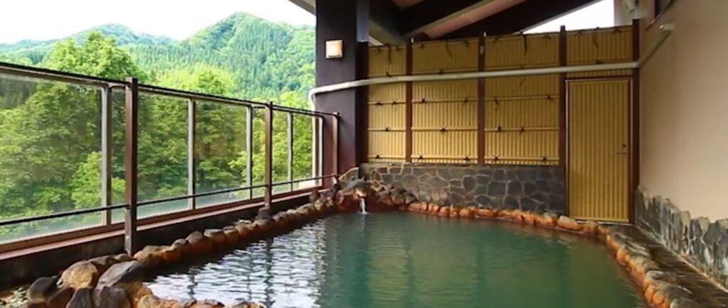 秘境の宿 打当温泉 マタギの湯